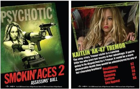 Kaitlin Tremor - Smokin' Aces 2