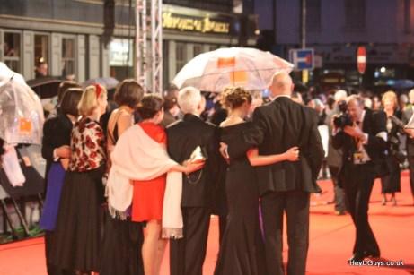 BAFTA 2010 Arrivals