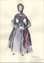 The Young Victoria Costume Design