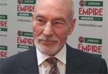Patrick Stewart - The Empire Jameson Awards 2010