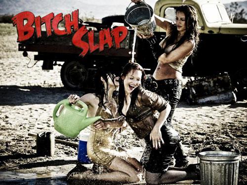 Bitch Slap Poster