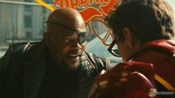 Iron Man & Nick Fury