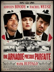 The Brothers Bloom Poster French