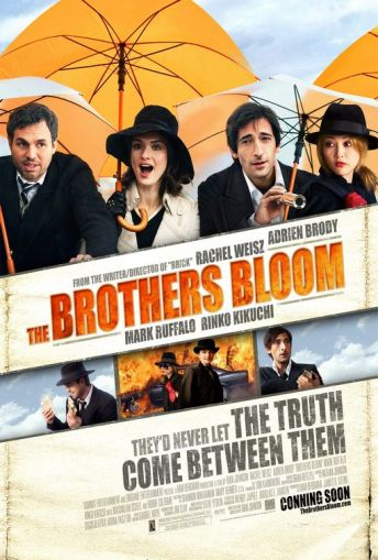 The Brothers Bloom Poster US_Studio