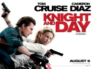 Knight and Day International Poster