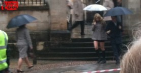 X-Men First Class Set Photos - Oxford-2