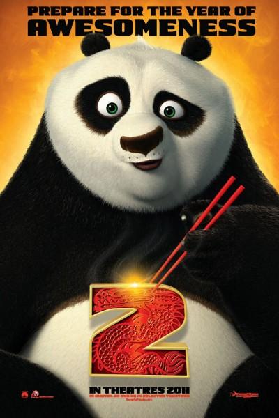 New Kung Fu Panda 2 Poster Heyuguys