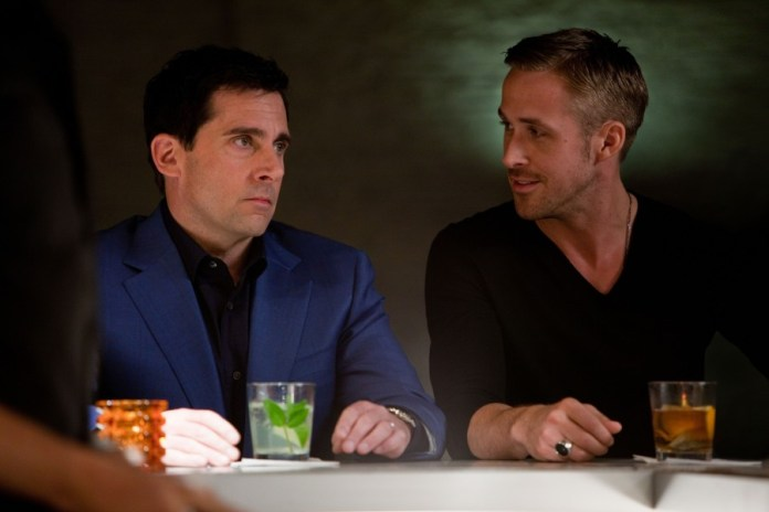 Crazy Stupid Love -Steve Carell & Ryan Gosling
