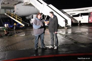 Airborne Set Visit - Feb 2011-25