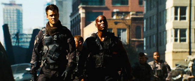 Transformers Dark of the Moon Josh Tyrese