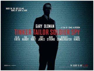Tinker Taylor Soldier Spy Poster