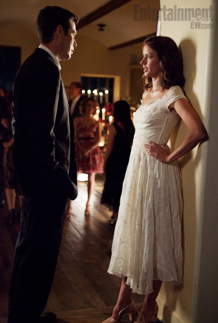 Amy Acker Alexis Denisof Much Ado About Nothing
