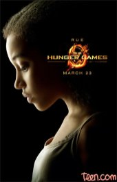 The Hunger Games Poster - Rue