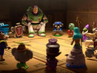 Small Fry - Toy Story Short - Buzz Lightyear