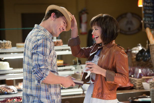 The Vow - Rachel McAdams and Channing Tatum