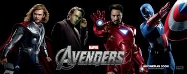 The Avengers International Banner