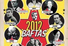 Dave Williams HeyUGuys BAFTAS 2012 smaller