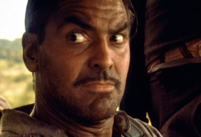 George Clooney in O Brother, Where Are Thou?