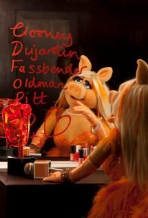 Miss Piggy announced as the host of Orange's BAFTA red carpet coverage 2