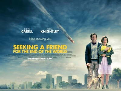 Seeking a Friend for the End of the World UK Poster
