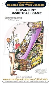 Star Wars Merchandise - Basketball2
