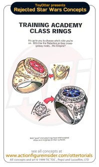 Star Wars Merchandise - Rings