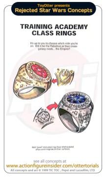 Star Wars Merchandise - Rings