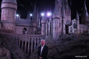 Harry Potter Studio Tour - Hogwarts Model - HeyUGuys (11)