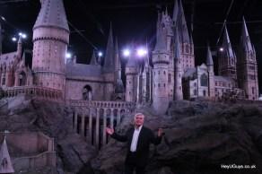 Harry Potter Studio Tour - Hogwarts Model - HeyUGuys (15)