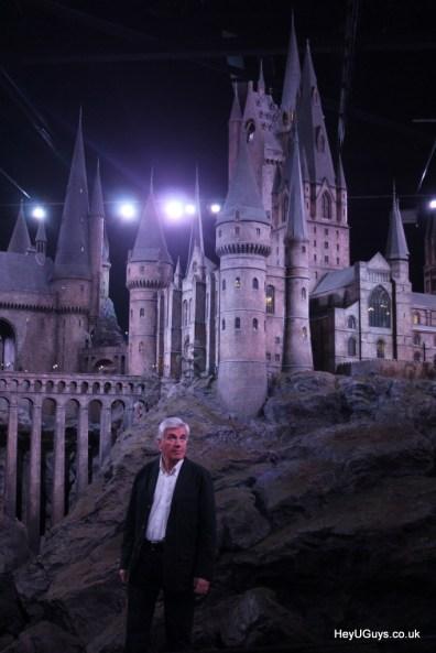 Harry Potter Studio Tour - Hogwarts Model - HeyUGuys (16)