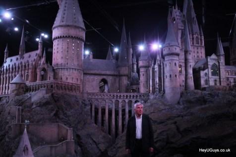 Harry Potter Studio Tour - Hogwarts Model - HeyUGuys (17)