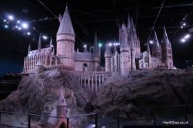 Harry Potter Studio Tour - Hogwarts Model - HeyUGuys (20)