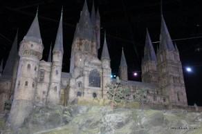 Harry Potter Studio Tour - Hogwarts Model - HeyUGuys (33)