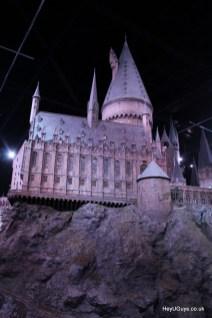 Harry Potter Studio Tour - Hogwarts Model - HeyUGuys (35)