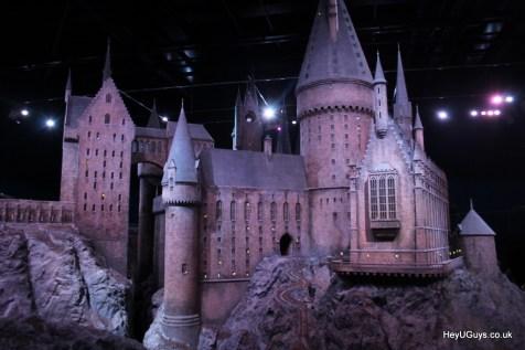 Harry Potter Studio Tour - Hogwarts Model - HeyUGuys (36)