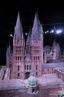 Harry Potter Studio Tour - Hogwarts Model - HeyUGuys (48)