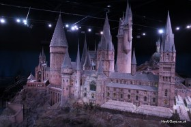 Harry Potter Studio Tour - Hogwarts Model - HeyUGuys (51)