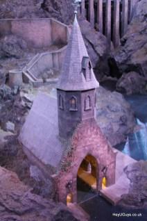 Harry Potter Studio Tour - Hogwarts Model - HeyUGuys (69)