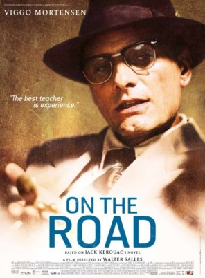On The Road Poster - Viggo Mortensen