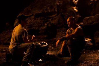 Riddick Vin Diesel set 1