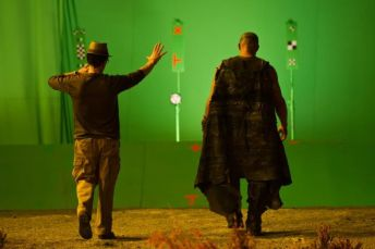 Riddick Vin Diesel set 2