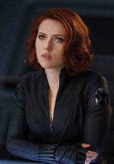 The Avengers Black Widow 1