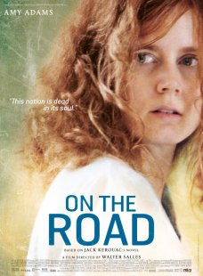 On the Road poster Amy Adams