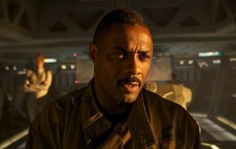 Prometheus - Idris Elba