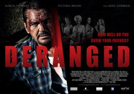 Deranged Movie Poster