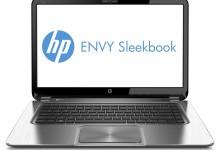 HP ENVY Sleekbook