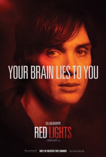 Red Lights character poster - Cillian Murphy