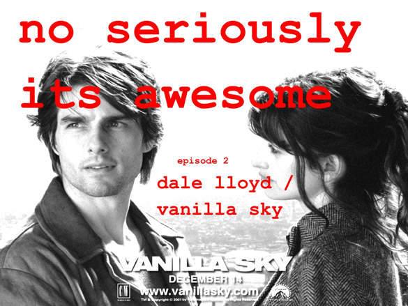 No Seriously It's Awesome Episode Two cover