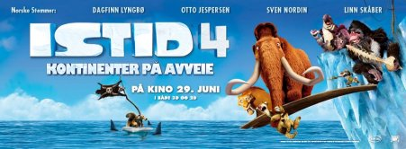 Ice Age Continental Drift poster 7