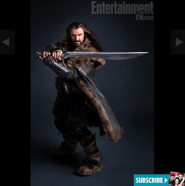 The Hobbit Thorin